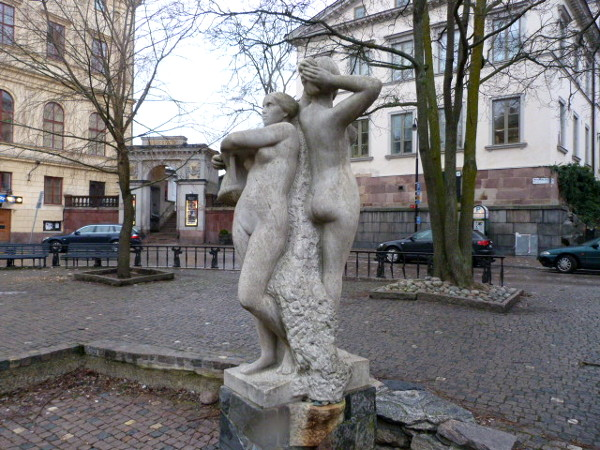 Die Schwestern von Nils Sjögren Stockholm