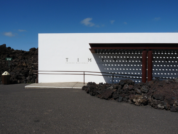 Informationszentrum Nationalpark Timanfaya