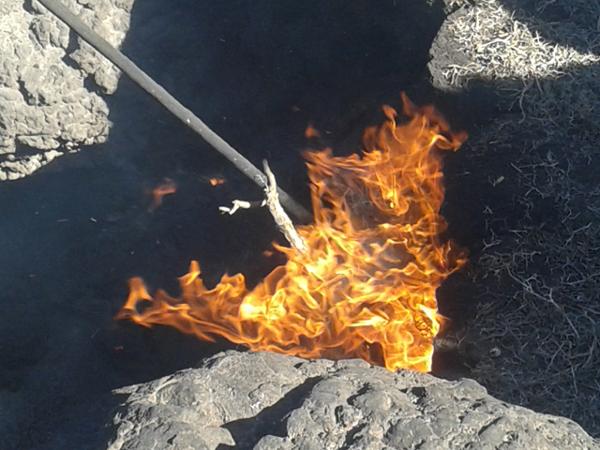Montana de fuego Timanfaya Lanzarote