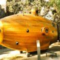 Von Piraten, Freibeutern, Galeeren und einem U-Boot 10