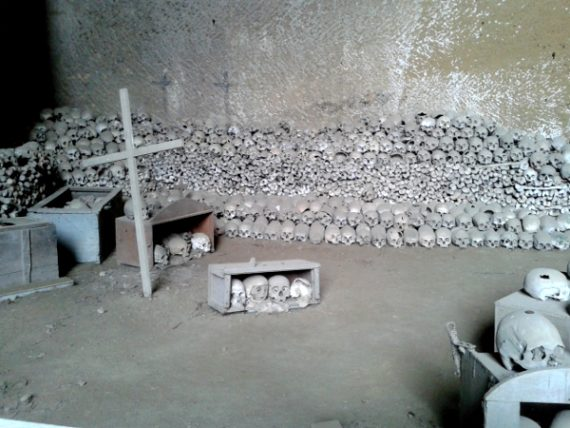 Cimitero delle Fontanelle 1