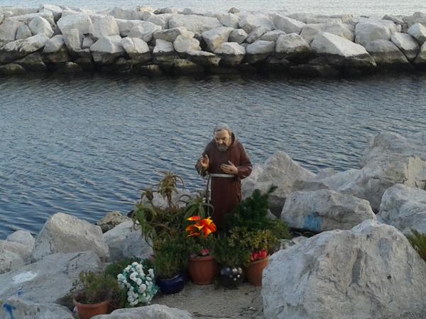 Neapel Padre Pio