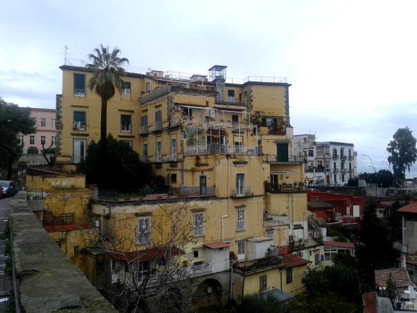Neapel Palazzo Posillipo