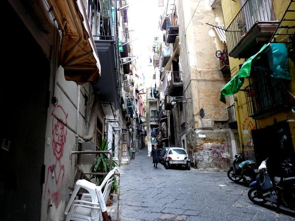 Neapel Quartieri spagnoli