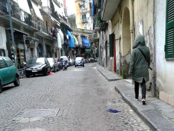 Neapel rione Sanita