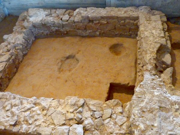 Nekropole Ausgrabungen Drassanes Barcelona