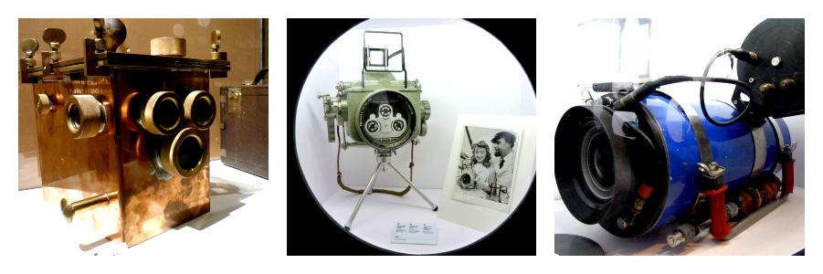 UW Kameras Museu Maritim