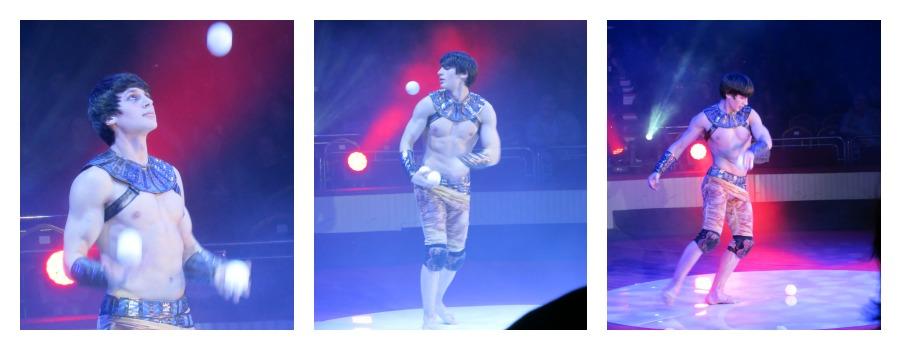 Zirkus Jongleur Festival del circ