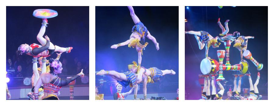 akrobatik Zirkus Figueres