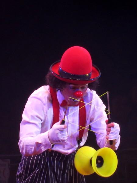 clown Diabolo