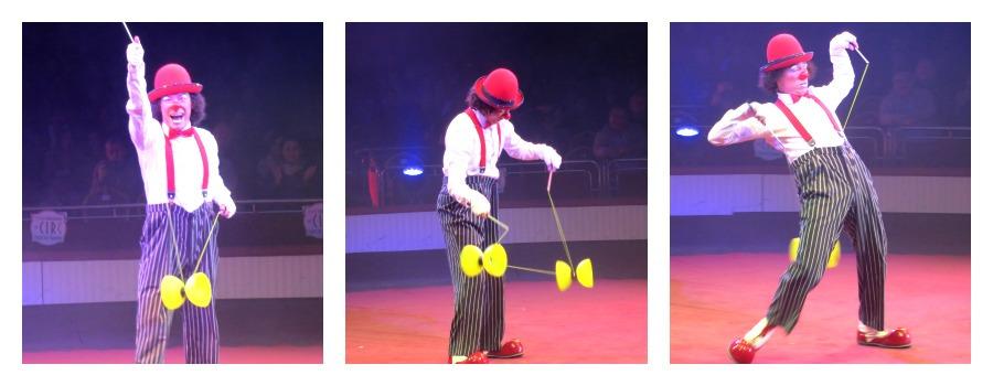 clown Zirkus