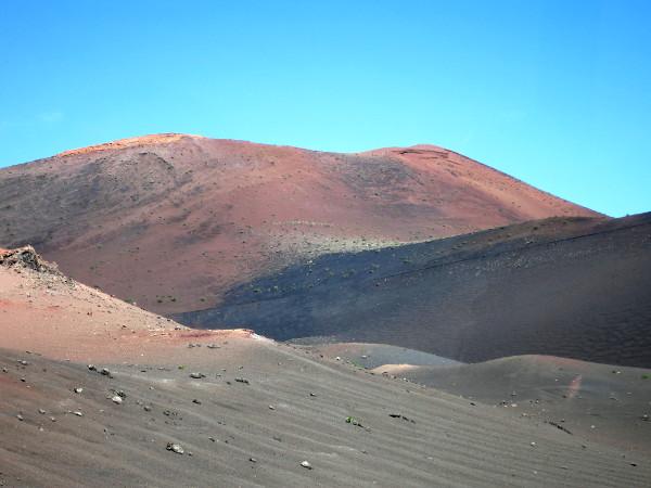 landschaft vulkan Lanzarote