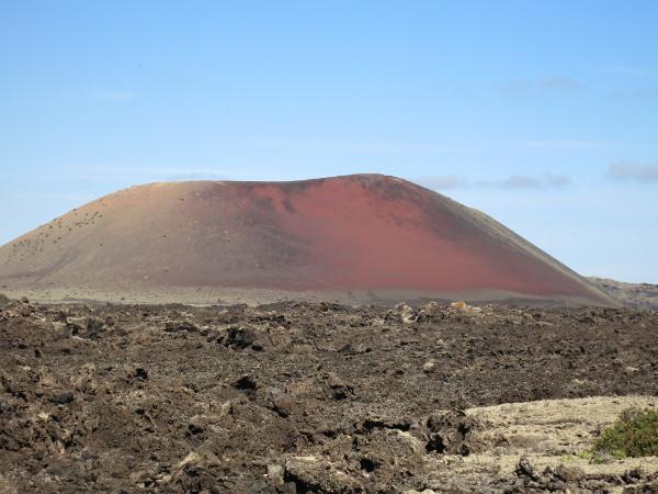 vulkan timanfaya Nationalpark Lanzarote
