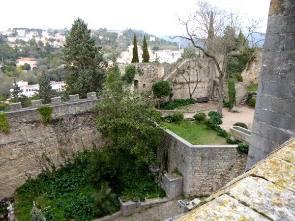 Aussicht Dach Kathedrale