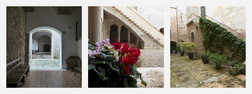 Auszeit im Kloster Sant Daniel