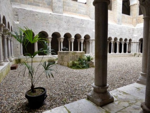 Auszeit im Kloster Sant Daniel 1