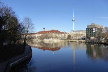 Kurzer Gruß aus Berlin Mitte 2