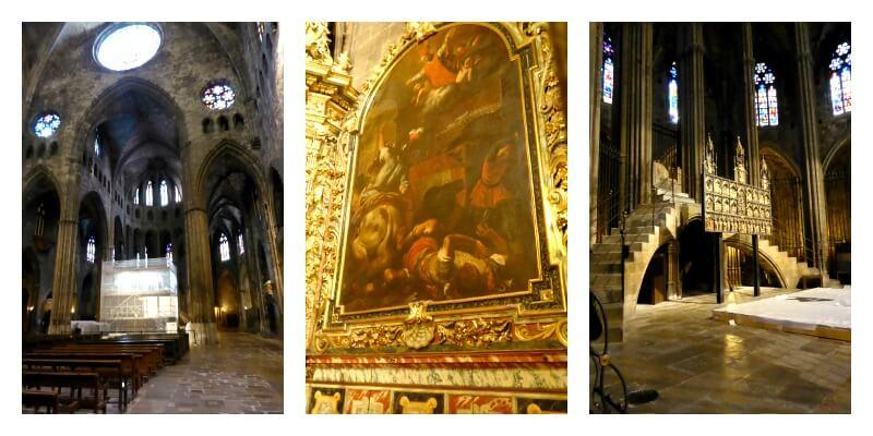 Besonderheiten Kathedrale Girona