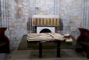 Mit dem Glöckner in den Gewölben der Kathedrale von Girona 6