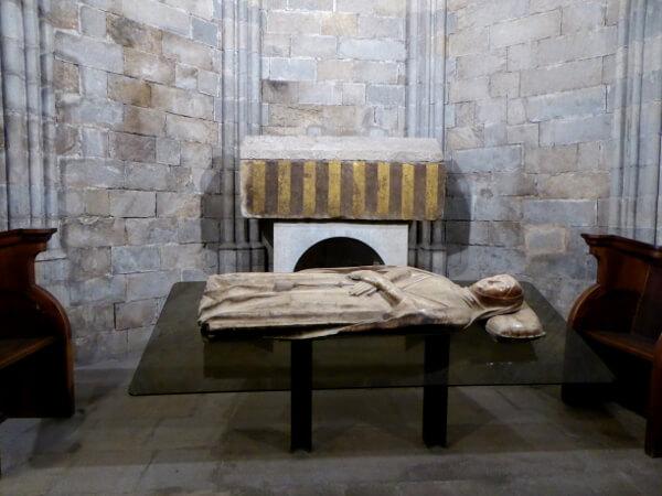 Ermessenda Carcassonne Kathedrale Girona