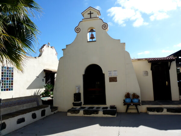 Kapelle Museo Tanit Lanzarote San Bartolomé