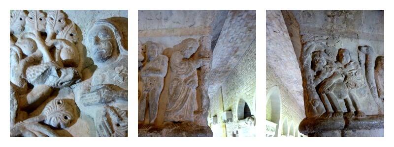 Kapitell Kreuzgang Kathedrale