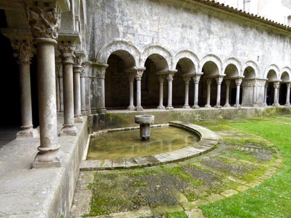 Kreuzgang Kathedrale Girona