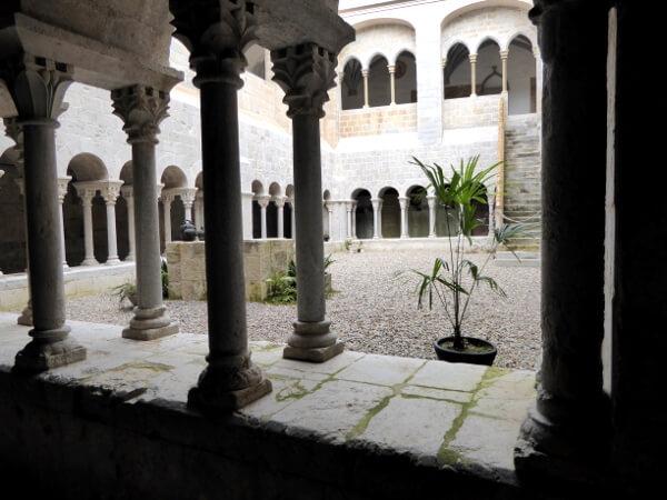 Meine Auszeit im Kloster Sant Daniel girona