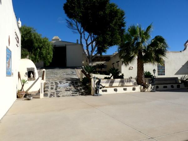Museu Tanit Hof San Bartolome Lanzarote
