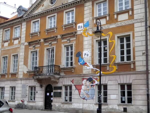 Museum Marie Curie Geburtshaus Warschau