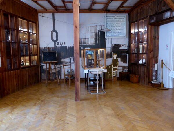 Museum Marie Curie Warschau