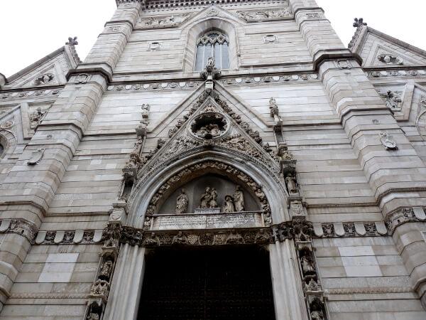 Neapel Dom Duomo