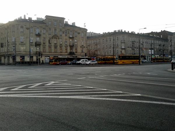 Praga Warschau Strasse
