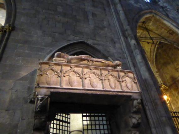 Mit dem Glöckner in den Gewölben der Kathedrale von Girona 21