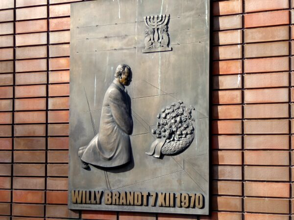 Warschau Kniefall Willy Brandt