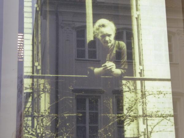 Warschau Museum Marie Curie Foto