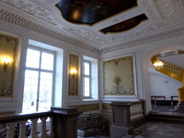 Warschau im Museum Chopin