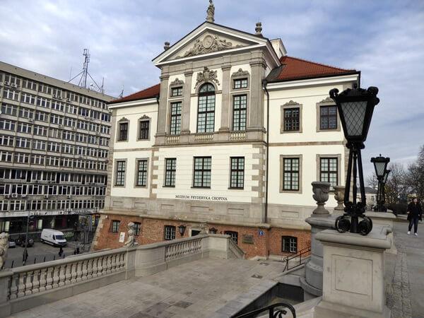 chopin Museum Warschau