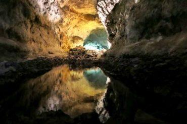 Unter der Erde: Jameos del Agua und Cueva de los Verdes 5