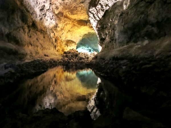 cuevas verdes