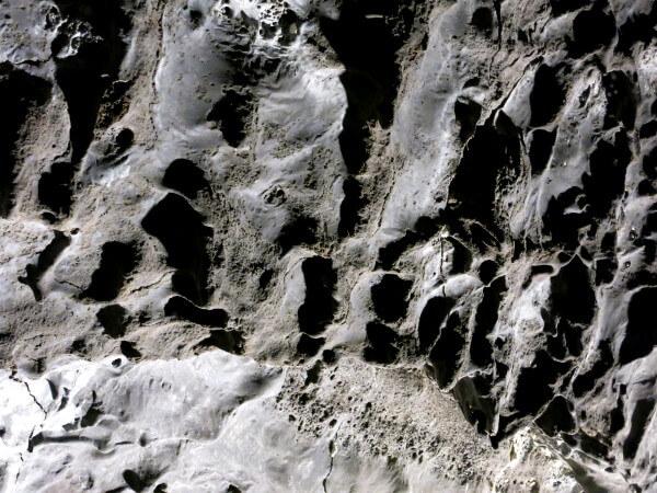im Lavatunnel cueva de los verdes Höhle Lanzarote