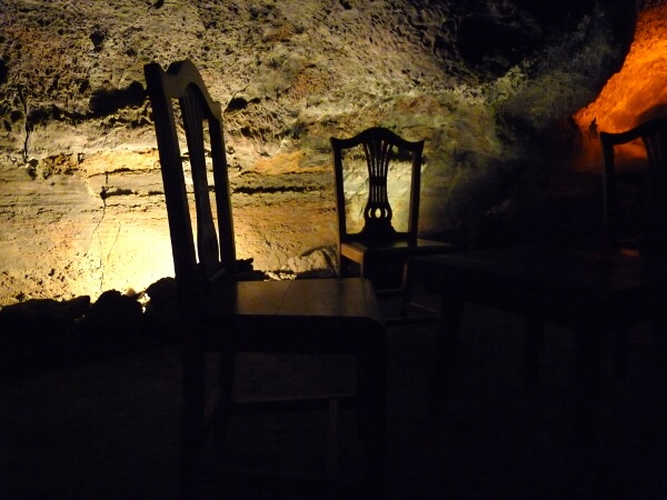 konzertsaal Höhle cueva de los verdes Lanzarote