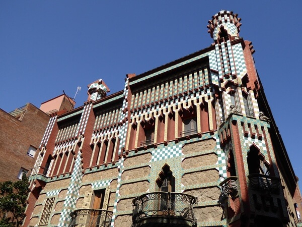 Barcelona Gracia Casa Vicens