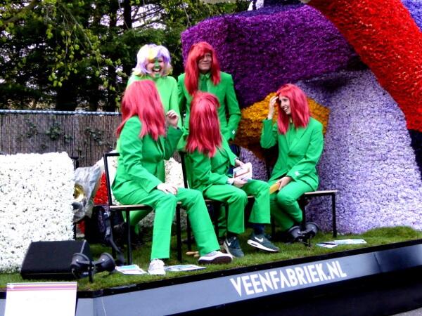Blumenkorso Holland Bollenstreek noordwijkerhout