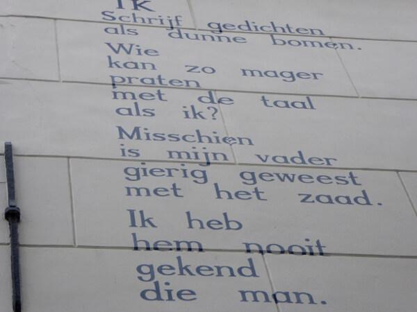 Gedichte Leiden