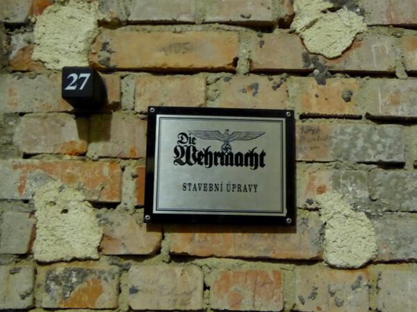 Kasematten Brno Spilberk Spielberg Wehrmacht