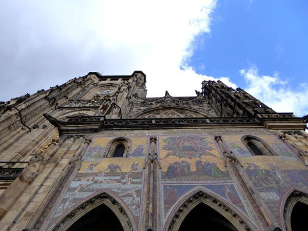 Kathedrale Prag Burg