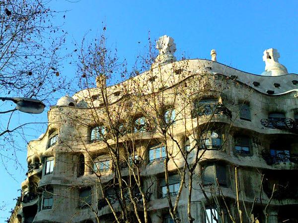 La pedrera Barcelona