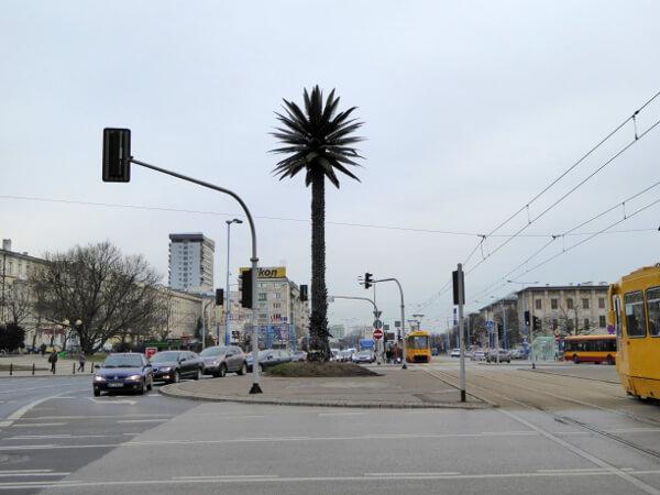 Palme Warschau