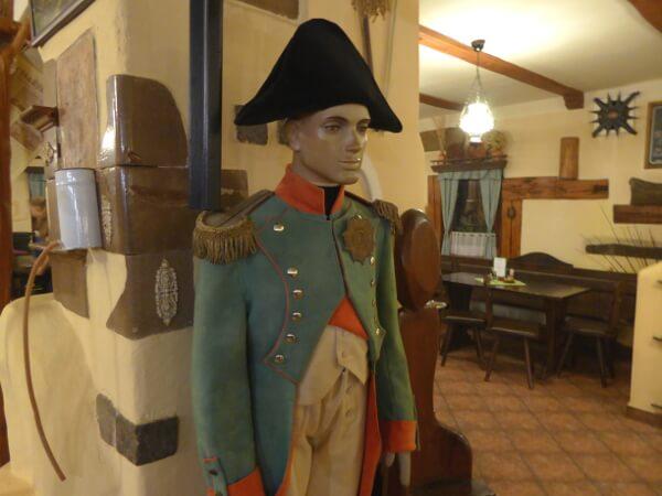 Restaurant Napoleon Bonaparte - Schlacht bei Austerlitz